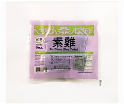 Su Chee (Flavored Dried Tofu)