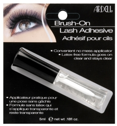 Ardell Brush-On Lash Adhesive - Latex Free, Latex free lash adhesive