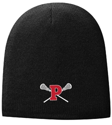 FLEECE-LINED KNIT BEANIE CAP