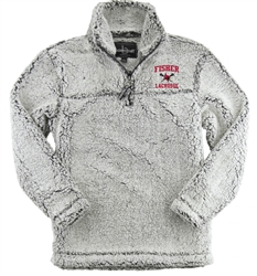 BOXERCRAFT SUPER SOFT SHERPA 1/4 ZIP PULLOVER