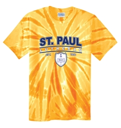 ADULT - REQUIRED STAFF AND STUDENT EVENT TIE DYE TEE