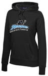 SPORT TEK PREMIUM HEAVYWEIGHT HOODIE = 2 COLORS