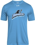 UNDER ARMOUR LOCKER SHORT SLEEVE TEE = 2 COLORS