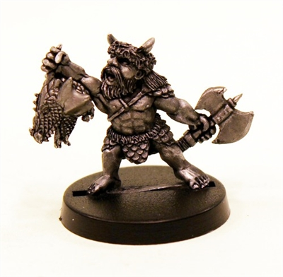 DWARF OUTCAST DRAGONSLAYER