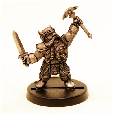 DWARF OFFICER