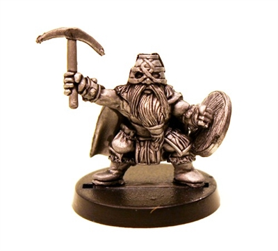 DWARF WARRIOR-PICK