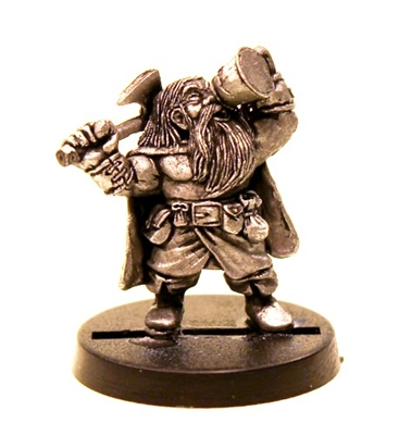 DWARF INFANTRY WITH BATTLE TANKARD