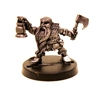 DWARF TUNNEL GUIDE LANTERN BEARER
