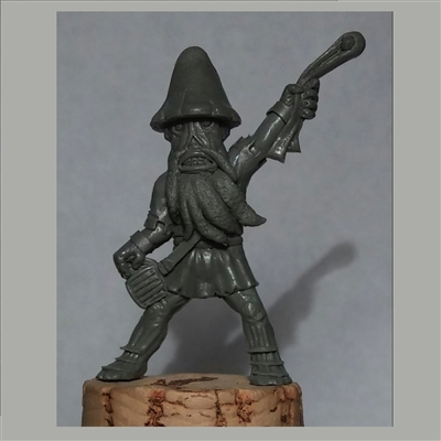 Highly detailed 28mm fantasy miniatures