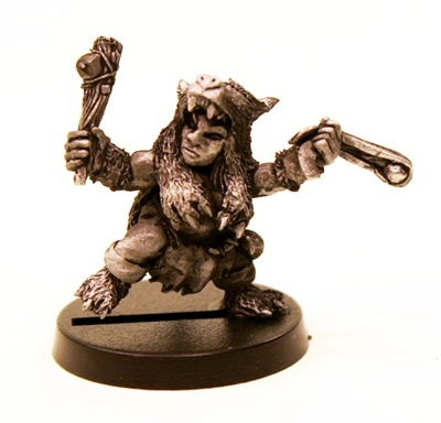 DWARF PELTER CHIEFTAIN