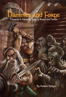 HAMMER & FORGE RULE BOOK