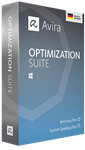 Avira Optimization Suite 2018 - 3 PC / 1 Year