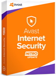Avast Internet Security 2017,2018 - 1 PC / 2 Year