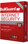 BullGuard Internet Security 2018 - 3 Devices / 1 Year