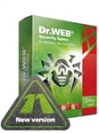 DR.WEB Security Space 11 (2017) 2 PC 2 Year