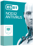 ESET NOD32 Antivirus V10 (2017) - 1 PC / 1 Year