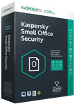 Kaspersky Small Office Security 2018 5 Users 1 Year