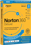 Norton 360 Deluxe 2020 3 Device 1 Year