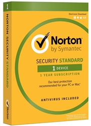 Norton Security 2015 1 Year 5 Devices