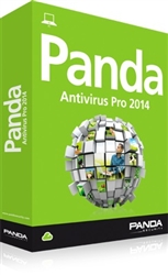 Panda Antivirus Pro 2014 - 3 PC / 1 Year