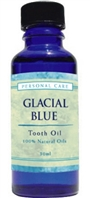 Glacial Blue Tooth Oil (1 fl oz) Frequency Foods