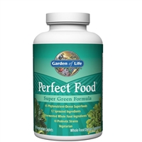 Perfect Food (150 Caplets) Garden of Life