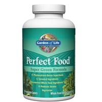Perfect Food (300 Caplets) Garden of Life