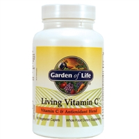 Living Vitamin C (60 Caplets) Garden of Life