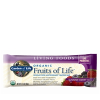 Organic Fruits of Life™ Summer Berry Bar