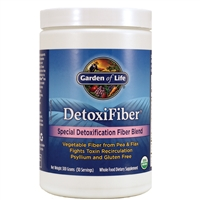 DetoxiFiber (300g Powder) Garden of Life