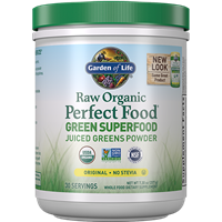 Perfect Food Raw (209g POWDER) Garden of Life