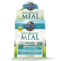 Raw Organic Meal Single Serving Packet (85g Powder) Garden of Life