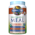 Raw Organic Meal Vanilla Chai (909g Powder) Garden of Life