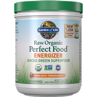Perfect Food RAW Energizer (279g Powder) Garden of Life