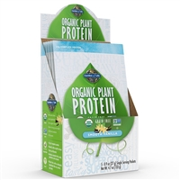 Organic Plant Protein Single Packet - VANILLA