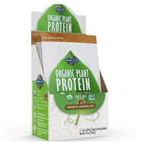 Organic Plant Protein Single Packet - CHOCOLATE