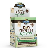 Raw Protein & Greens Single Packet - CHOCOLATE