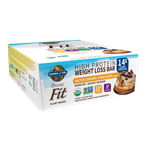 Organic Fit Bars - Sea Salt Caramel Garden of Life