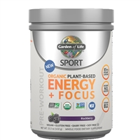 SPORT Pre-Workout Energy + Focus Blackberry