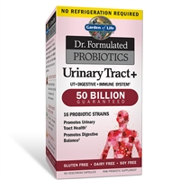Dr. Formulated Urinary Tract + Probiotic (60 Capsules)