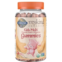 myKind Organics Kids Gummy Multi Berry (120 Chews)