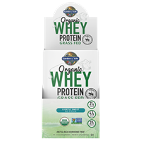 Organic Whey Protein Grass-fed Lightly Sweetened