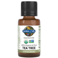 Tea Tree Essential Oil 0.5 fl oz Garden of Life