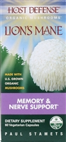 Host Defense® Lion's Mane (60 VCaps) Fungi Perfecti