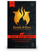 Kettle & Fire Beef Bone Broth (16.9oz)