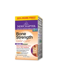 Bone Strength Take Care® (144 Slim Tabs) New Chapter