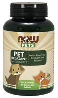 Pet Relaxant for Dogs/Cats (90 Chewable Tablets)