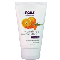 Vitamin C & Sea Buckthorn Moisturizer (2 Oz.)