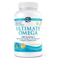 Ultimate Omega (120 Softgels) Nordic Naturals