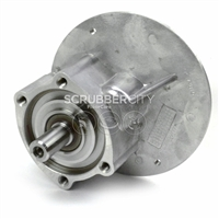 Imperial Gearbox assembly for scrubber brush motors